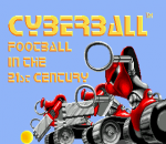 CyberBall title screenshot