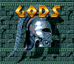 Gods title screenshot