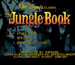 Jungle Book, The title screenshot