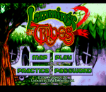Lemmings 2 - The Tribes title screenshot
