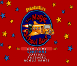 Magic School Bus, The title screenshot