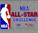 NBA All-Star Challenge title screenshot
