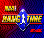 NBA Hang Time title screenshot