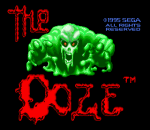 Ooze, The title screenshot