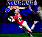 Prime Time NFL Starring Deion Sanders title screenshot