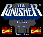 Punisher, The title screenshot