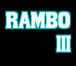 Rambo III title screenshot