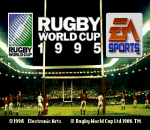 Rugby World Cup 95 title screenshot
