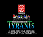Tyrants - Fight through Time title screenshot