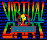 Virtual Bart title screenshot
