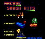 Arcade Smash Hits title screenshot