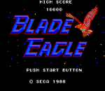 Blade Eagle title screenshot
