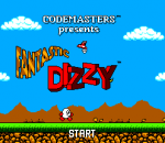 Fantastic Dizzy title screenshot