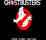 Ghostbusters title screenshot