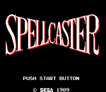 SpellCaster title screenshot