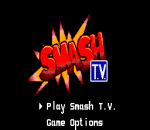 Super Smash T.V. title screenshot