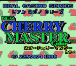 Neo Cherry Master Color - Real Casino Series title screenshot