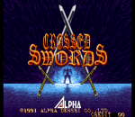 Crossed Swords title screenshot