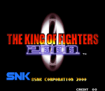King of Fighters 2000, The title screenshot