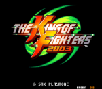King of Fighters 2003, The title screenshot