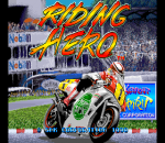 Riding Hero title screenshot