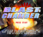 Blast Chamber title screenshot