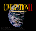 Civilization II title screenshot
