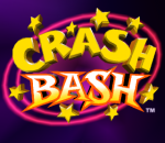 Crash Bash title screenshot
