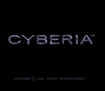 Cyberia title screenshot