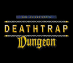 Deathtrap Dungeon title screenshot