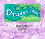 Dragon Tales - Dragonseek title screenshot