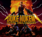 Duke Nukem - Total Meltdown title screenshot