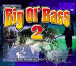 Fisherman's Bait 2 - Big Ol' Bass title screenshot
