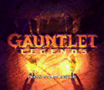 Gauntlet Legends title screenshot