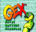 Gex title screenshot