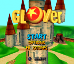 Glover title screenshot