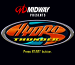 Hydro Thunder title screenshot