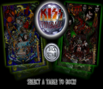 KISS Pinball title screenshot