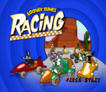 Looney Tunes Racing title screenshot