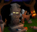 MediEvil title screenshot