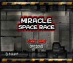 Miracle Space Race title screenshot