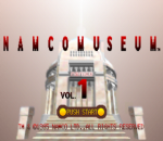 Namco Museum Vol. 1 title screenshot