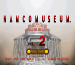 Namco Museum Vol. 2 title screenshot