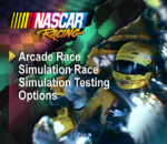 NASCAR Racing title screenshot