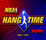 NBA Hangtime title screenshot