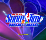 NBA Showtime - NBA on NBC title screenshot