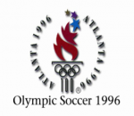 Olympic Soccer title screenshot