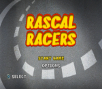 Rascal Racers title screenshot