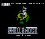 Shellshock title screenshot