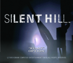 Silent Hill title screenshot